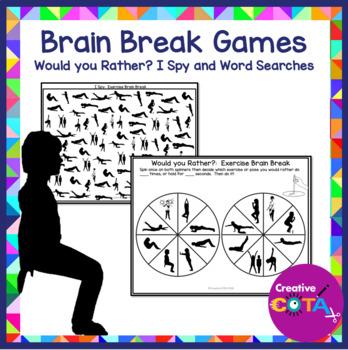 Brain Break Movement Games