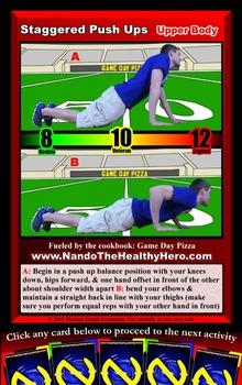 (Brain Break) Nando's Workout Ebook