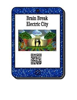 Brain Break QR Codes
