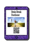 Brain Break QR Codes