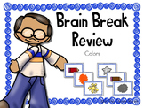 Brain Break Review Colors Sildeshow