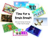 Brain Break Sample By TLG