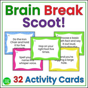 Brain Break Scoot!