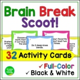 Brain Breaks Activity Cards
