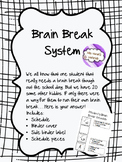 Brain Break System