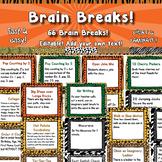 Brain Break Task Cards APT-001