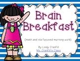 Brain Breakfast
