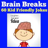 Jokes for Kids | Brain Breaks | Kindergarten 1st 2nd 3rd G