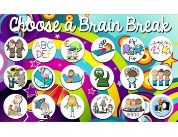 Brain Breaks PowerPoint Catalog