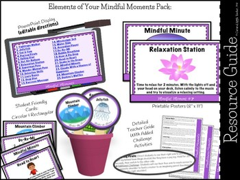 Brain Breaks: 25 Mindful Moments for Upper Elementary