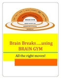 Brain Breaks for the classroom from an OTR