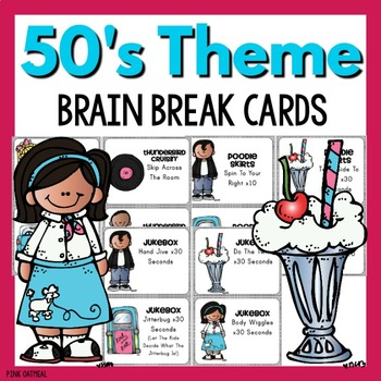 Brain Breaks - 50's Theme