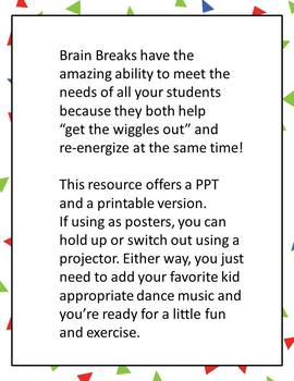 Brain Breaks Body Movin' Bundle