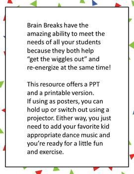 Brain Breaks Body Movin' Bundle