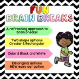 Brain Breaks [Brain Gym]