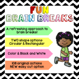 FUN Brain Breaks [Brain Gym]