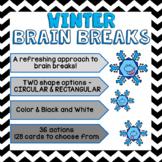 WINTER Brain Breaks [Brain Gym]