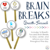 Brain Breaks: Breath-Focused