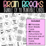 Brain Breaks Bundle (40 count)