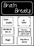 Brain Breaks Bundle Pack