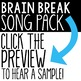 Brain Breaks - Bundled Song Pack (1&2)