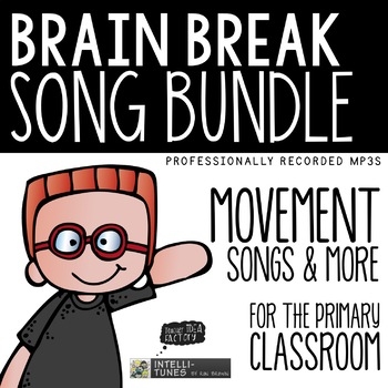Brain Breaks - Bundled Song Pack (1&2)