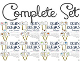 Brain Breaks {Complete Bundle}