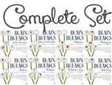 Brain Breaks {Complete Bundle}