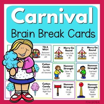 Carnival Themed Brain Breaks