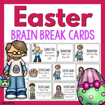 Brain Breaks - Easter Theme