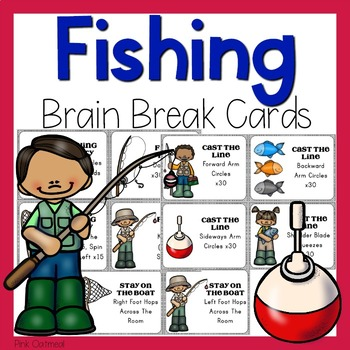 Brain Breaks - Fishing Theme