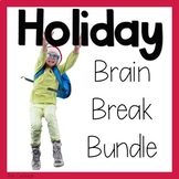 Brain Breaks For Every Holiday (Brain Break Cards)