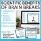 Brain Breaks   Brain Break Activity Cards