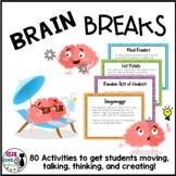 Brain Breaks, Icebreakers, and Warm Up Activities