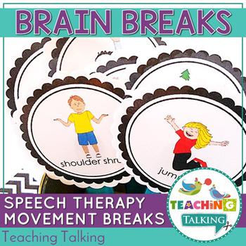 Brain Breaks for Speech Therapy