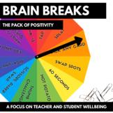 Brain Breaks - PACK OF POSITIVITY (Wellbeing)