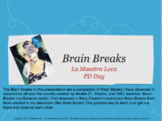 Brain Breaks PD