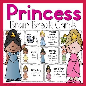 Brain Breaks - Princess Theme