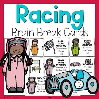 Brain Breaks -Racing Theme