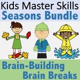 Brain Breaks Seasonal Bundle