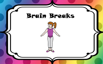 Brain Breaks Slideshow