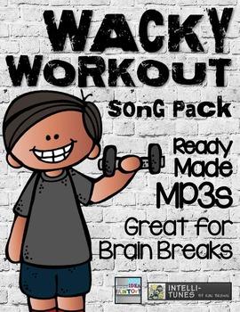 Brain Breaks - Song Pack (Wacky Workout)
