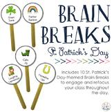 Brain Breaks: St. Patrick's Day