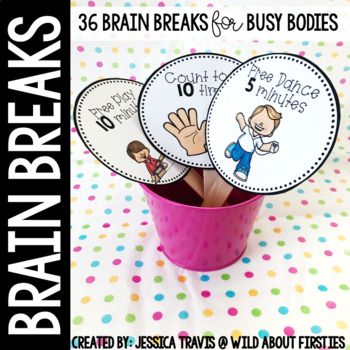 Brain Breaks for Busy Bodies! {K-2}