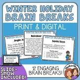 Christmas and Winter Brain Breaks