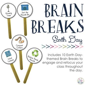 Brain Breaks: Earth Day