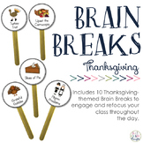 Brain Breaks: Thanksgiving