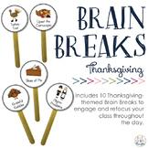 Brain Breaks: Thanksgiving
