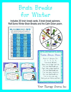 Brain Breaks for Winter