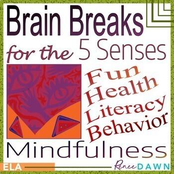 Brain Breaks for the 5 Senses